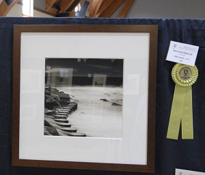 Piece #244 Awarded Southeastern Camera Sponsor Award, Black and White photo titled Jetty I by Mike Smith Photography