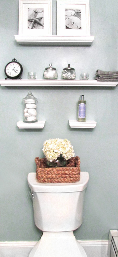 Diy bathroom ideas decor for Small bathroom sets